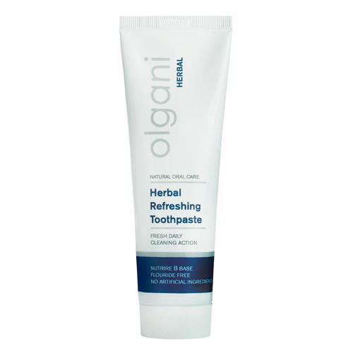 olgani - herbal - herbal refreshing toothpaste