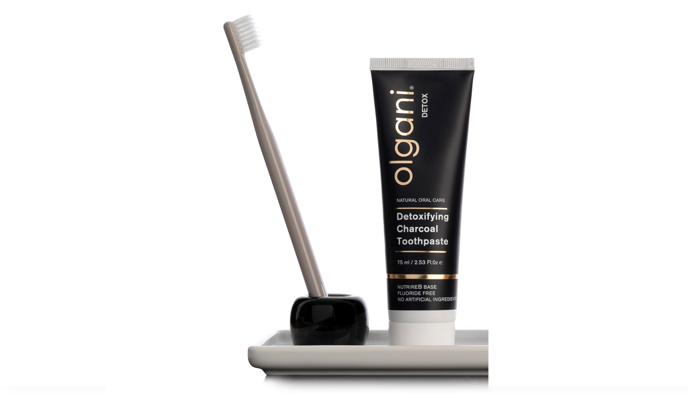 Detoxifying Charcoal Toothpaste