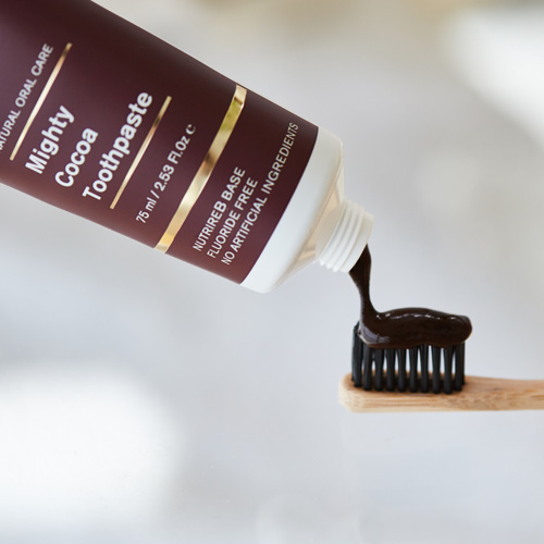 Mighty Cocoa Toothpaste